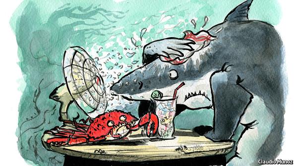 Oceans and the climate: Davy Jones's heat locker