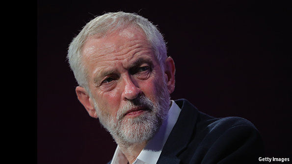 Jeremy Corbyn is re-elected with an increased mandate