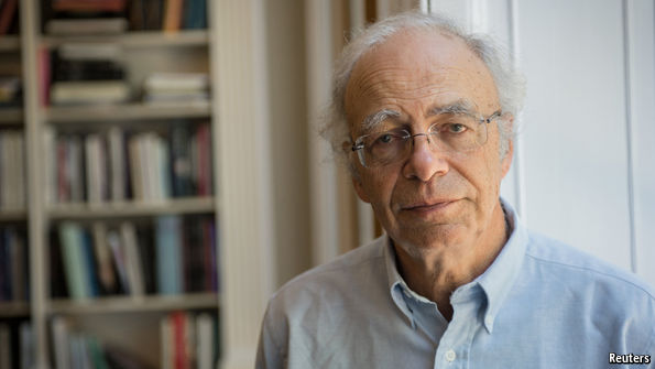 how to live well   the economistethics in the real world   brief essays on things that matter  by peter singer  princeton university press  pages       and £