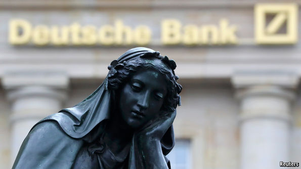 Deutsche Bank nears $5.4 billion settlement over mortgage bonds