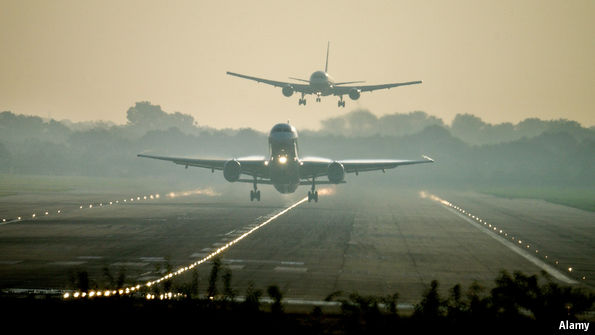 Airlines are to cough up for cross-border flight pollution