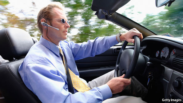"""How """"driver mode"""" for phones will affect those who work behind the wheel"""