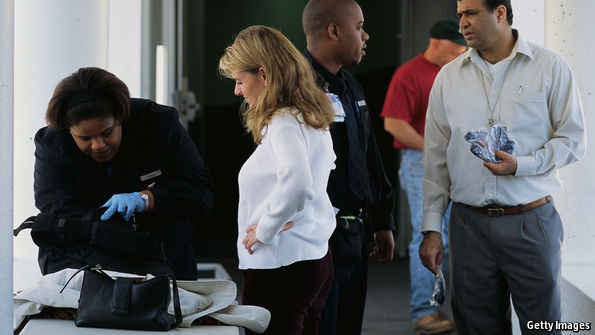 DEA Unlawfully Paid People to Search Travelers' Bags