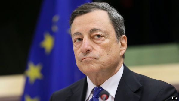 Europe's central bank extends its quantitative-easing programme