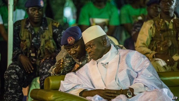 Gambia coalition calls for leader to step down immediately