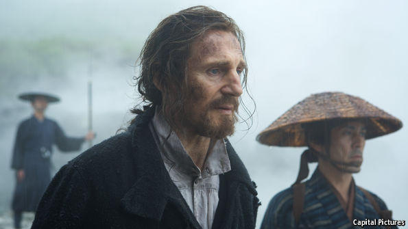 "Scorsese's ""Silence"" could use a bit more bang"