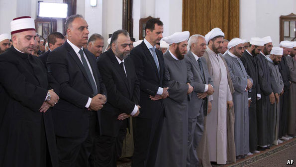 Syria's tragedy could poison inter-faith relations