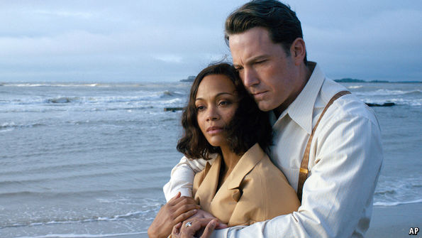 "Ben Affleck leads too many lives in ""Live By Night"""