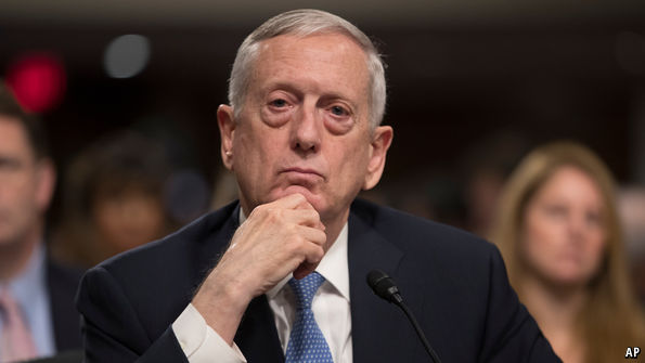 Why James Mattis is a popular choice for defence secretary