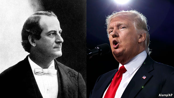William Jennings Trump and the monetary elite
