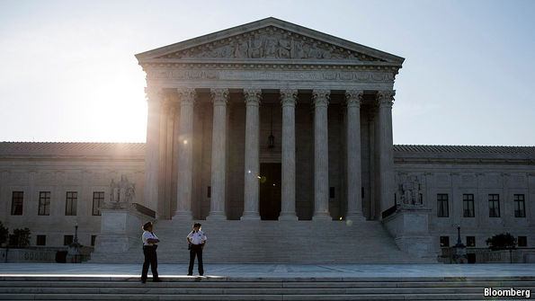 America's Supreme Court hints it may keep a closer eye on the executive branch