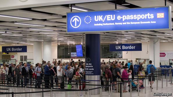 The European Parliament votes to reintroduce visas for Americans