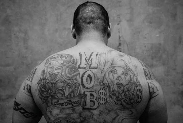 A statistical analysis of the art on convicts bodies for New tattoo laws