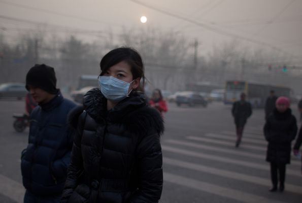 Beijing S Air Pollution Blackest Day The Economist