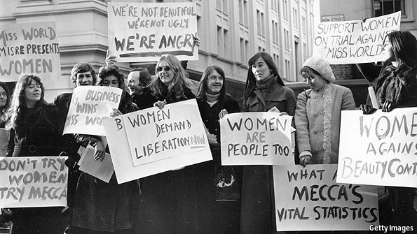 womens libration movements of the 1960s A handful of documents relating to women's suffrage are made available by the national archive sponsored by duke university, this site provides a searchable collection of documents from the women's liberation movement of the 1960s and 1970s.