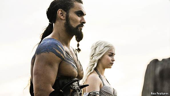 Dothraki spoken here