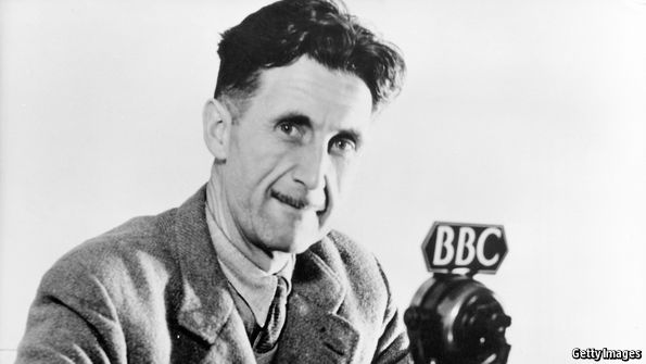 "george orwell on writing johnson those six little rules  the   i referred to the economists style guide which includes george orwells famous six rules for writing taken from ""politics and the english language"""