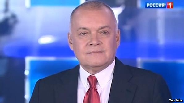 Главный пропагандист России