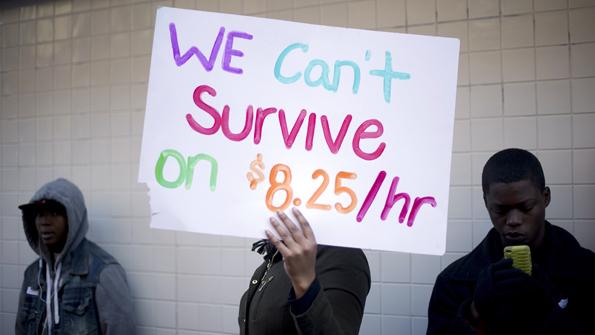 为何有些经济学家反对最低工资?