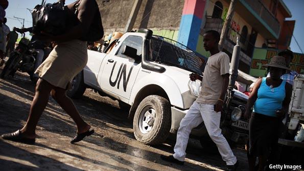 Haiti's cholera epidemic Immune response