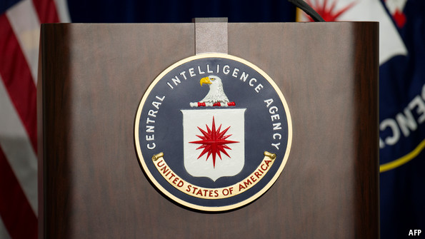 The CIA's 'Travel Tips'