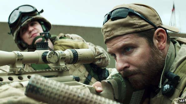«Американский снайпер» – впечатления