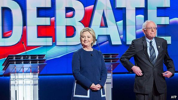 Who's The Winner — CNN Democratic Debate