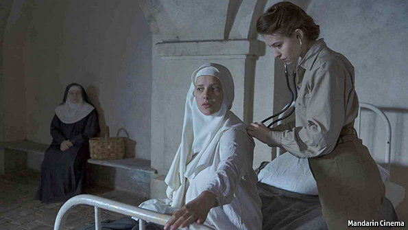 A New Film Is A Stark Exploration Of The Position Of Women In Wartime K Brent Tomer