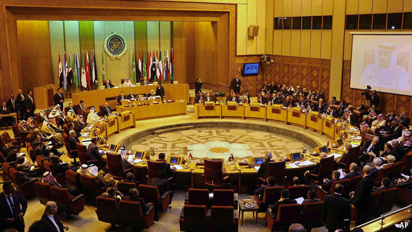 What is the point of the Arab League?
