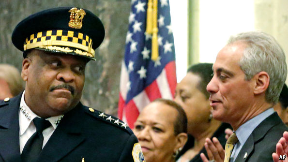 Changes due for Chicago police; mayor keeps review authority