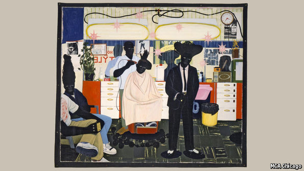 Kerry James Marshall has accomplished his mission