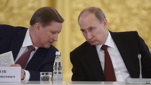 Влиятельная правая рука Владимира Путина уходит