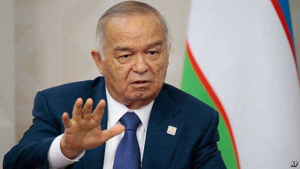 Surely Uzbekistan's next president can't be worse