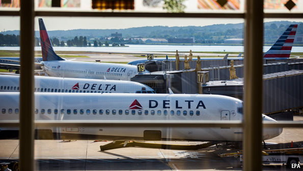 Computer problems at Delta leave passengers stranded