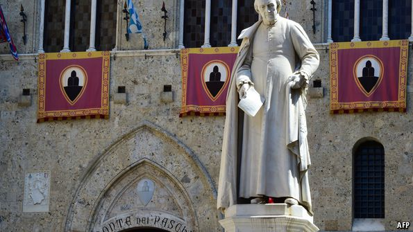 Monte dei Paschi asks Italy for bailout class=