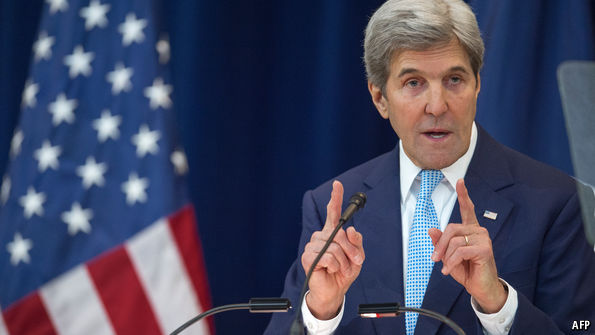 John Kerry and the last gasp of the two-state solution