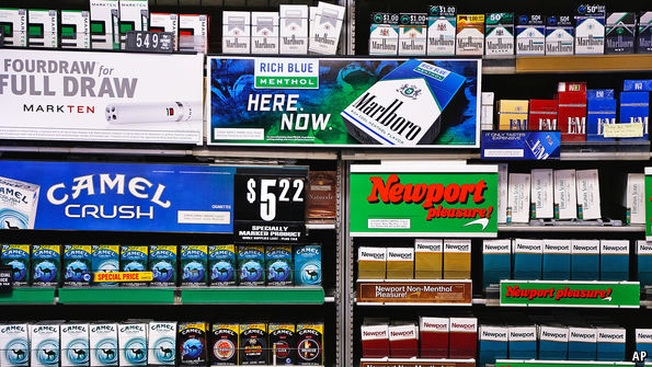 A merger is the latest sign of Big Tobacco's resilience