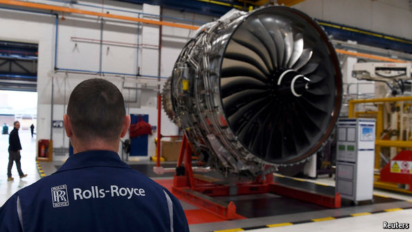 A big fine for Rolls-Royce is not its only worry