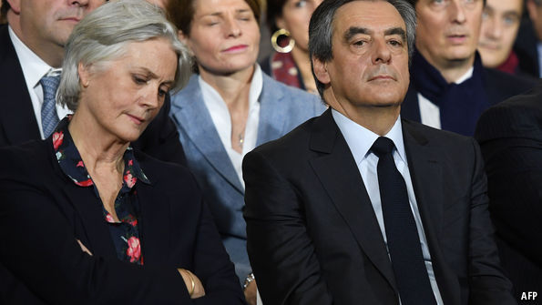 French police RAID PARLIAMENT in Fillon investigation just hours after interrogation