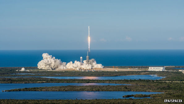 SpaceX successfully reuses a rocket booster