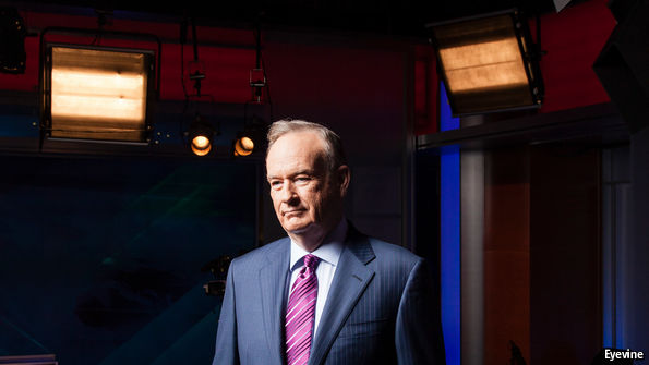 Bill O'Reilly faces allegations of sexual harassment