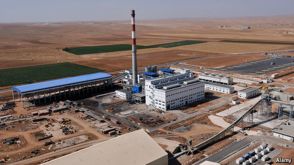 A giant cement firm may have unwittingly funded Islamic State