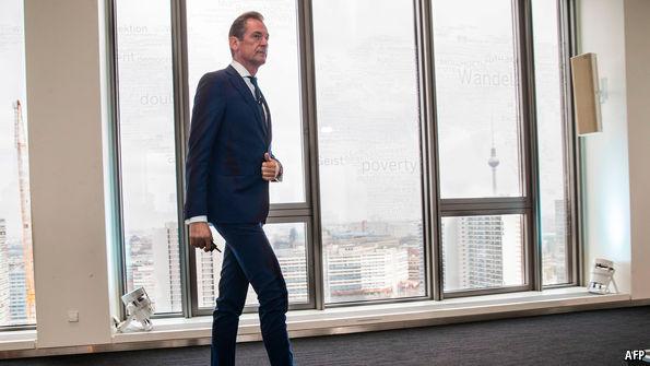 Axel Springer's digital transformation