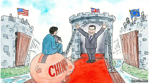 article globalization china