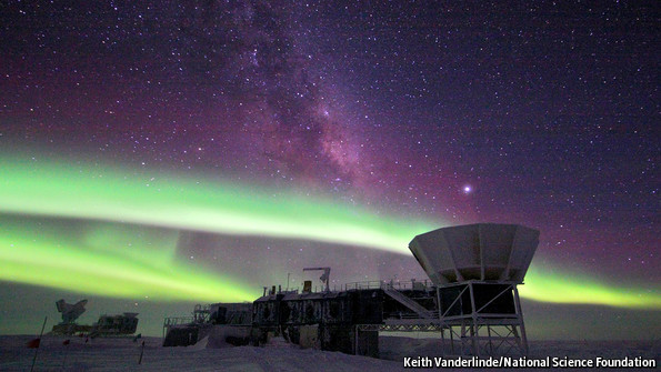 Astrophysics: BICEP flexes its muscles