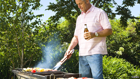 Beer and barbecues: A marriage made in heaven