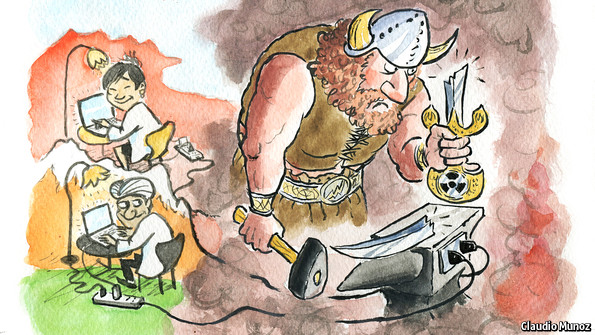 Thorium reactors: Asgard's fire | The Economist