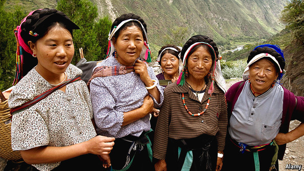 Tibetan genetics: Life at the top