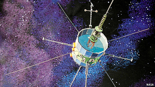 Second-hand space probes: The ancient mariner