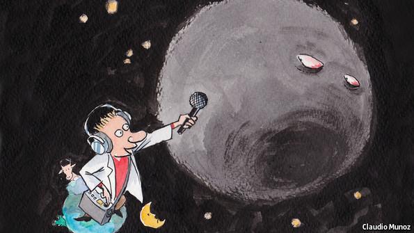 Hawking radiation: Sounds like the light idea